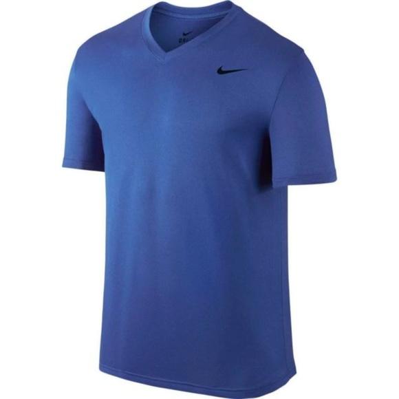 7ebb18f6 Nike Shirts | Mens Drifit 20 Legend V Neck Tee Shirt | Poshmark